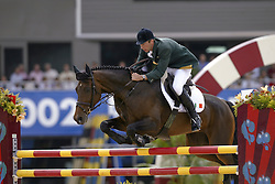 Lennon Dermott (IRL) - Fein Cera<br /> Jumping final<br /> World Equestrian Games Jerez de la Fronteira 2002<br /> Photo © Dirk Caremans