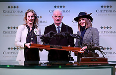 2019 Cheltenham Festival - Gold Cup Day - 15 March 2019