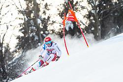 Melanie Meillard (SUI) during Ladies' Giant Slalom at 57th Golden Fox event at Audi FIS Ski World Cup 2020/21, on January 17, 2021 in Podkoren, Kranjska Gora, Slovenia. Photo by Vid Ponikvar / Sportida