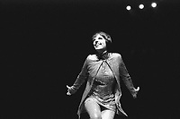 1974, Paris, France --- Liza Minnelli Taking a Bow --- Image by © Owen Franken/CORBIS