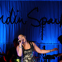 MINNEAPOLIS, MN - JULY 16: American Idol winner Jordin Sparks performs a show at First Avenue Nightclub on July 16, 2010 in Minneapolis, Minnesota.  (Photo by Adam Bettcher/Getty Images) *** Local Caption *** Jordin Sparks