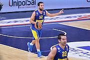 DESCRIZIONE : Eurolega Euroleague 2015/16 Group D Dinamo Banco di Sardegna Sassari - Maccabi Fox Tel Aviv<br /> GIOCATORE : Yogev Ohayon<br /> CATEGORIA : Palleggio Schema Mani<br /> SQUADRA : Maccabi Fox Tel Aviv<br /> EVENTO : Eurolega Euroleague 2015/2016<br /> GARA : Dinamo Banco di Sardegna Sassari - Maccabi Fox Tel Aviv<br /> DATA : 03/12/2015<br /> SPORT : Pallacanestro <br /> AUTORE : Agenzia Ciamillo-Castoria/L.Canu