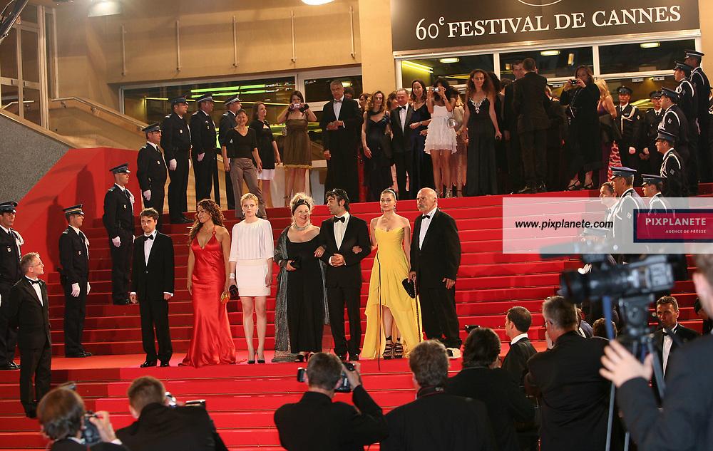 Festival de Cannes - Montée des marches - 25/05/2007 - JSB / PixPlanete