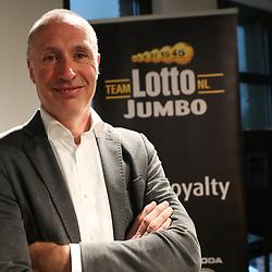 22-12-2016: Wielrennen: Presentatie Lotto Jumbo: Rijswijk<br /> Nico Verhoeven