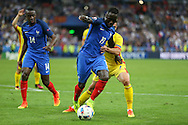 France Defender Bacary Sagna during the Group A Euro 2016 match between France and Romania at the Stade de France, Saint-Denis, Paris, France on 10 June 2016. Photo by Phil Duncan.