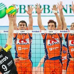 20151203: SLO, Volleyball - 2016 CEV DenizBank Champions League, ACH Volley vs Lotos Trefl Gdansk