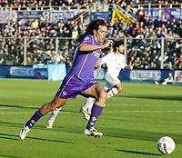 Firenze 20-11-2005<br />Campionato  Serie A Tim 2005-2006<br />Fiorentina Milan<br />nella  foto Luca Toni<br />Foto Snapshot / Graffiti