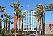 Embassy Suites on Harbor Boulevard in the Anaheim Resort Area Near Disneyland