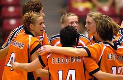 17-06-2000 JAP: OKT Volleybal 2000, Tokyo<br /> Nederland - Italie 2-3 / Erna Brinkman, Ingrid Visser
