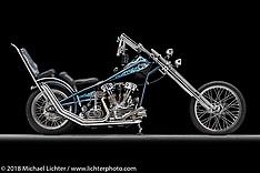 Daryl Schaar S&S Knuckle Chopper