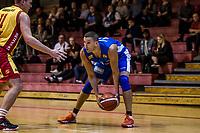 BLNO Basket<br /> Rykkinhallen 01.10.2016<br /> Tromsø Storm - Frøya<br /> <br /> Hani Issalhi