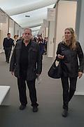 JOEL WACHS; LISA PHILLIP, Opening of Frieze Masters, Regents Park, London 12 October 2015