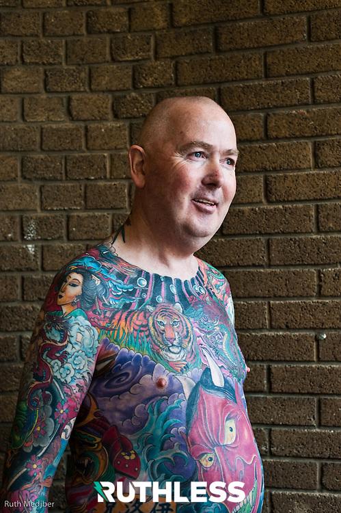 Dublin Tattoo Convention 2012.