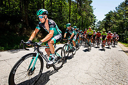 Juraj Sagan (SVK) of Bora - Hansgrohe, Pascal Ackermann (GER) of Bora - Hansgrohe and peloton 2nd Stage of 26th Tour of Slovenia 2019 cycling race between Maribor and  Celje (146,3 km), on June 20, 2019 in Celje, Maribor, Slovenia. Photo by Vid Ponikvar / Sportida