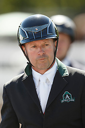 Lamaze Eric, (CAN)<br /> Telus Cup<br /> Spruce Meadows Masters - Calgary 2015<br /> © Hippo Foto - Dirk Caremans<br /> 09/09/15