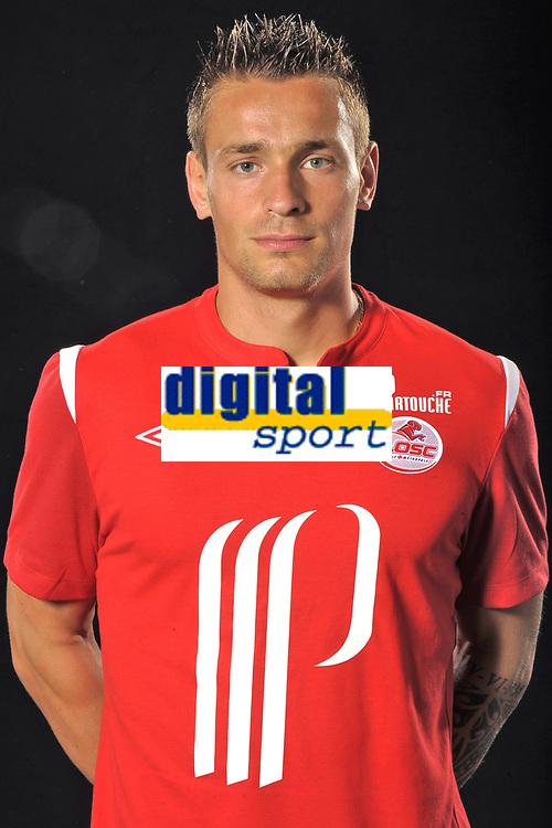 FOOTBALL - FRENCH CHAMPIONSHIP 2010/2011 - PHOTOS OFFICIELLES LILLE OSC - 9/07/2010 - PHOTO LILLE OSC / DPPI - MATHIEU DEBUCHY