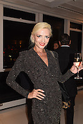 LANA HOLLOWAY, Liz Brewer Festive Celebration hosted by Daphne Mckinley Edwards chairman of the Sean Edwards , Foundation at Altitude. Millbank Tower, London SW1. 3 DECEMBER 2016.