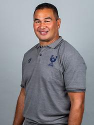 Pat Lam - Mandatory by-line: Robbie Stephenson/JMP - 01/08/2019 - RUGBY - Clifton Rugby Club - Bristol, England - Bristol Bears Headshots 2019/20