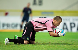 Vidmar Nejc of NK Domzale during 1st Leg football match between NK Domzale (SLO) na FC Cukaricki (SRB) in 1st Round of Europe League 2015/2016 Qualifications, on July 2, 2015 in Sports park Domzale,  Slovenia. Photo by Vid Ponikvar / Sportida