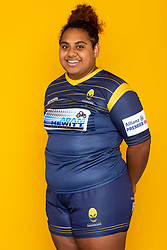 Penina Turova of Worcester Warriors Women - Mandatory by-line: Robbie Stephenson/JMP - 27/10/2020 - RUGBY - Sixways Stadium - Worcester, England - Worcester Warriors Women Headshots