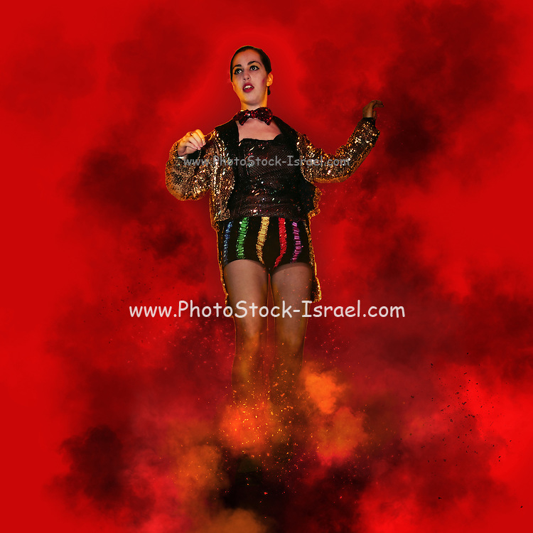 Columbia, originally by Nell Campbell during a RHPS performance, Israel The Rocky Horror Picture Show (RHPS) first released in the United Kingdom on 14 August 1975, is a science fiction-comedy-horror musical film directed by Jim Sharman from a screenplay by Sharman and Richard O'Brien, The film was based on O'Brien's long-running stage production The Rocky Horror Show.