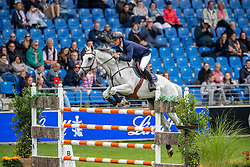 Fredricson Peder, SWE, Catch Me Not S<br /> CHIO Aachen 2019<br /> Weltfest des Pferdesports<br /> © Hippo Foto - Stefan Lafrentz<br /> Fredricson Peder, SWE, Catch Me Not S