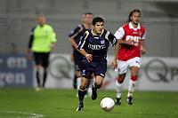 Fotball<br /> Nederland<br /> Foto: ProShots/Digitalsport<br /> NORWAY ONLY<br /> <br /> maastricht,24-09-2008, tarik elyounoussi aan de bal.<br /> <br /> mvv - sc heerenveen