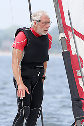 , Kiel - Kieler Woche 20. - 28.06.2015, Musto Skiff - GBR 456 - Samus, Sergei