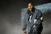 October 1, 2016: Day two of Austin City Limits music festival at Zilker Park in Austin, TX featuring headliners Kendrick Lamar and The Chainsmokers