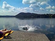 Italy, Monate Lake