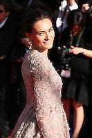Saadet Aksoy at Venus in Fur - La Venus A La Fourrure film gala screening at the Cannes Film Festival Saturday 26th May May 2013
