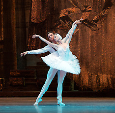 Bolshoi Ballet Swan Lake 29th July 2016