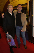 "James Fleet and Greg Wise, UK Premiere of ""A Cock And Bull Story"" at Cineworld Cinemas, Haymarket  AND AFTERWARDS AT SOHO HOUSE.  The film by director Michael Winterbottom is a literary adaptation of ""The Life And Opinions Of Tristram Shandy, GENTLEMAN. 16 January 2006. Gentleman ONE TIME USE ONLY - DO NOT ARCHIVE  © Copyright Photograph by Dafydd Jones 66 Stockwell Park Rd. London SW9 0DA Tel 020 7733 0108 www.dafjones.com"