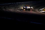 Alex Popow, Ryan Dalziel and Mark Wilkins, CORE Autosport (PC) Chevrolet Oreca FLM09, Petit Le Mans. Oct 18-20, 2012. © Jamey Price