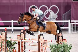 Deusser Daniel, GER, Killer Queen, 343<br /> Olympic Games Tokyo 2021<br /> © Hippo Foto - Dirk Caremans<br /> 01/08/2021