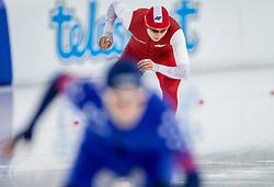 10-12-2016 NED: ISU World Cup Speed Skating, Heerenveen<br /> 1500 m women / Natalia Czerwonka POL