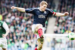 Falkirk's Darren Dods..Hibernian 4 v 3 Falkirk, William Hill Scottish Cup Semi Final, Hampden Park...