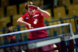 Pek Karolina of Poland plays final match during Day 4 of SPINT 2018 - World Para Table Tennis Championships, on October 20, 2018, in Arena Zlatorog, Celje, Slovenia. Photo by Vid Ponikvar / Sportida
