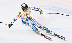 21.01.2011, Tofana, Cortina d Ampezzo, ITA, FIS World Cup Ski Alpin, Lady, Cortina, SuperG, im Bild Marusa Ferk (SLO, #3) // Marusa Ferk (SLO) during FIS Ski Worldcup ladies SuperG at pista Tofana in Cortina d Ampezzo, Italy on 21/1/2011. EXPA Pictures © 2011, PhotoCredit: EXPA/ J. Groder