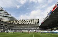 Newcastle v West Ham 05/07 Horrocks, NOT IN SQUAD