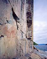 Lake Superior Provincial Park, Ontario, Canada, June, 1987.