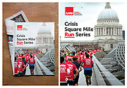 The Crisis Square Mile Run in Time Out Magazine