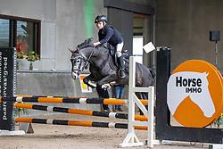 Geysen Witse, BEL, Tous Vents Optimus<br /> Nationaal Indoorkampioenschap  <br /> Oud-Heverlee 2020<br /> © Hippo Foto - Dirk Caremans
