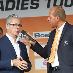 03-09-2017: Wielrennen: Boels Ladies Tour: Sittard: Pierre Boels
