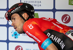 Phil BAUHAUS of BAHRAIN VICTORIOUS during 1st Stage of 27th Tour of Slovenia 2021 cycling race between Ptuj and Rogaska Slatina (151,5 km), on June 9, 2021 in Slovenia. Photo by Vid Ponikvar / Sportida