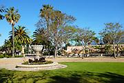 Santa Barbara Chase Palm Park Plaza