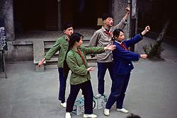 Performance At Deaf School
