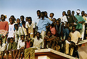 Security at an event - Podor Senegal