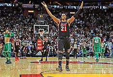 Boston Celtics v Miami Heat -  22 Nov 2017