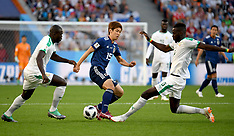 Japan v Senegal - 24 June 2018